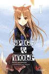 Couverture Spice and Wolf, tome 1