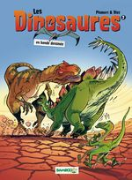 Couverture Les dinosaures - Tome 2