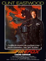 Affiche Firefox, l'arme absolue