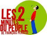 Affiche Les 2 minutes du peuple