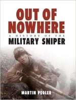 Couverture Out of Nowhere - A History of the Military Sniper