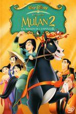 Affiche Mulan 2 : La Mission de l'empereur