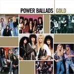 Pochette Power Ballads Gold