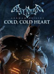 Jaquette Batman: Arkham Origins - Coeur de glace