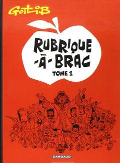 Couverture Rubrique-à-brac, tome 1