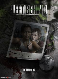 Jaquette The Last of Us : Left Behind