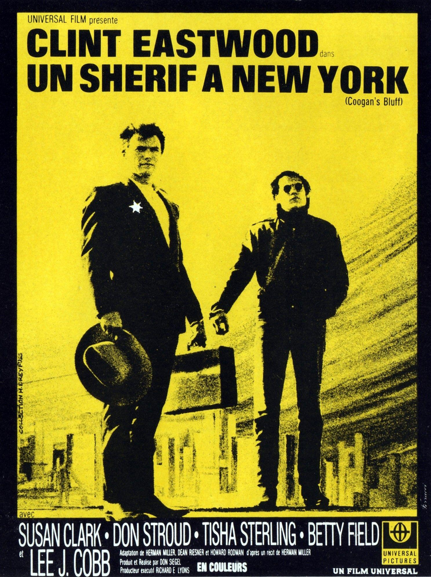 un sh rif new york film 1968 senscritique. Black Bedroom Furniture Sets. Home Design Ideas