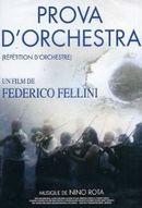 Affiche Répétition d'orchestre
