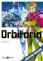 Couverture Orbitaria, Tome 1
