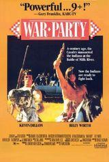 Affiche War Party