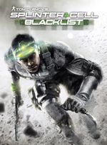 Jaquette Splinter Cell : Blacklist