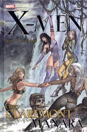 Couverture X-Men : Jeunes filles en fuite