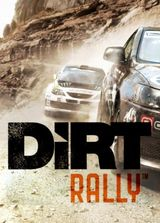 Jaquette DiRT Rally