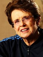 Photo Billie Jean King