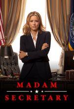Affiche Madam Secretary