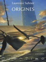 Couverture Origines - QuanTika, tome 3