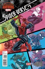 Couverture Spider-Verse (2015)