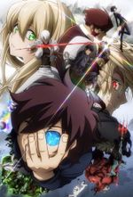 Affiche Blood Blockade Battlefront