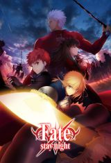 Affiche Fate/stay night: Unlimited Blade Works
