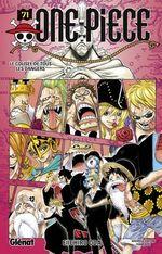 Couverture Le Colisée de tous les dangers - One Piece, tome 71
