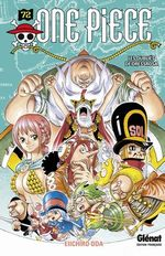 Couverture Les Oubliés de Dressrosa - One Piece, tome 72