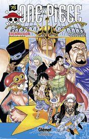 Couverture Ma gratitude - One Piece, tome 75