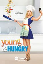 Affiche Young & Hungry
