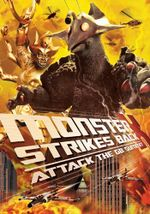 Affiche The Monster X Strikes Back: Attack the G8 Summit