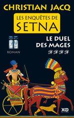 Couverture Les enquêtes de Setna