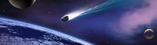 Cover Astéroïdes et autres météorites qui menacent la terre !