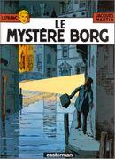 Couverture Le Mystère Borg - Lefranc, tome 3