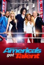 Affiche America's Got Talent