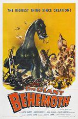 Affiche The Giant Behemoth