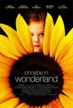 Affiche Phoebe in Wonderland