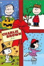 Affiche Charlie Brown