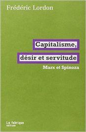 Couverture Capitalisme, désir et servitude