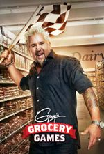 Affiche Guy's Grocery Games
