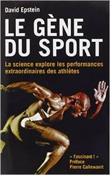 Couverture The sports gene