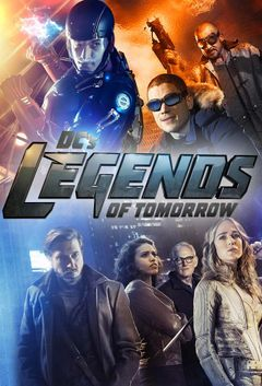 Affiche DC's Legends of Tomorrow