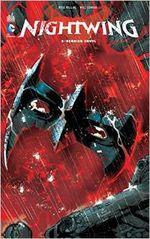 Couverture Dernier envol - Nightwing, tome 5