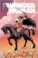 Couverture Chair de ma chair - Wonder Woman, tome 5