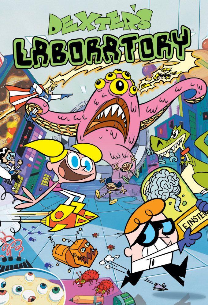 Le Laboratoire De Dexter Dessin Animé 1996 Senscritique