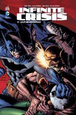 Couverture Jour de Vengeance - Infinite Crisis, tome 3