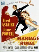 Affiche Mariage royal