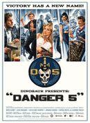 Affiche Danger 5