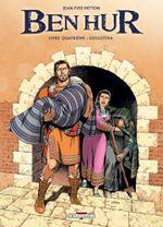 Couverture Ben Hur, tome 4
