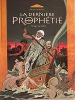 Couverture Voyage aux enfers - La dernière prophétie, tome 1
