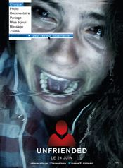 Affiche Unfriended
