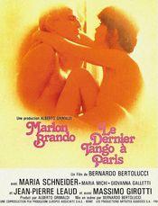 Affiche Le Dernier Tango à Paris