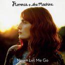 Pochette Never Let Me Go (Single)